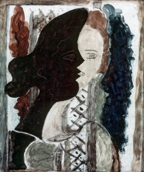 Figure double, 1937