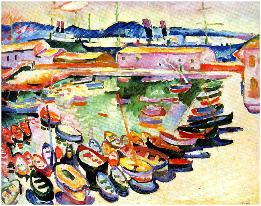 Port of La Ciotat, 1907