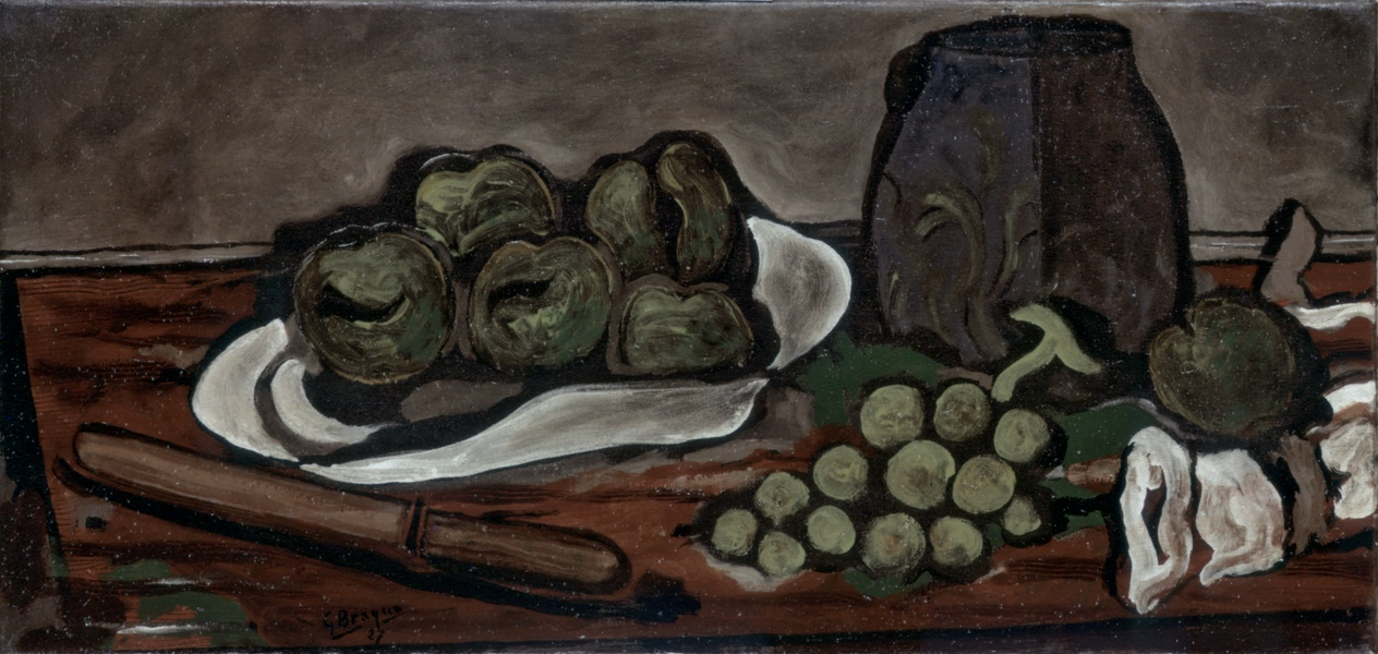 Still life with fruits, 1925