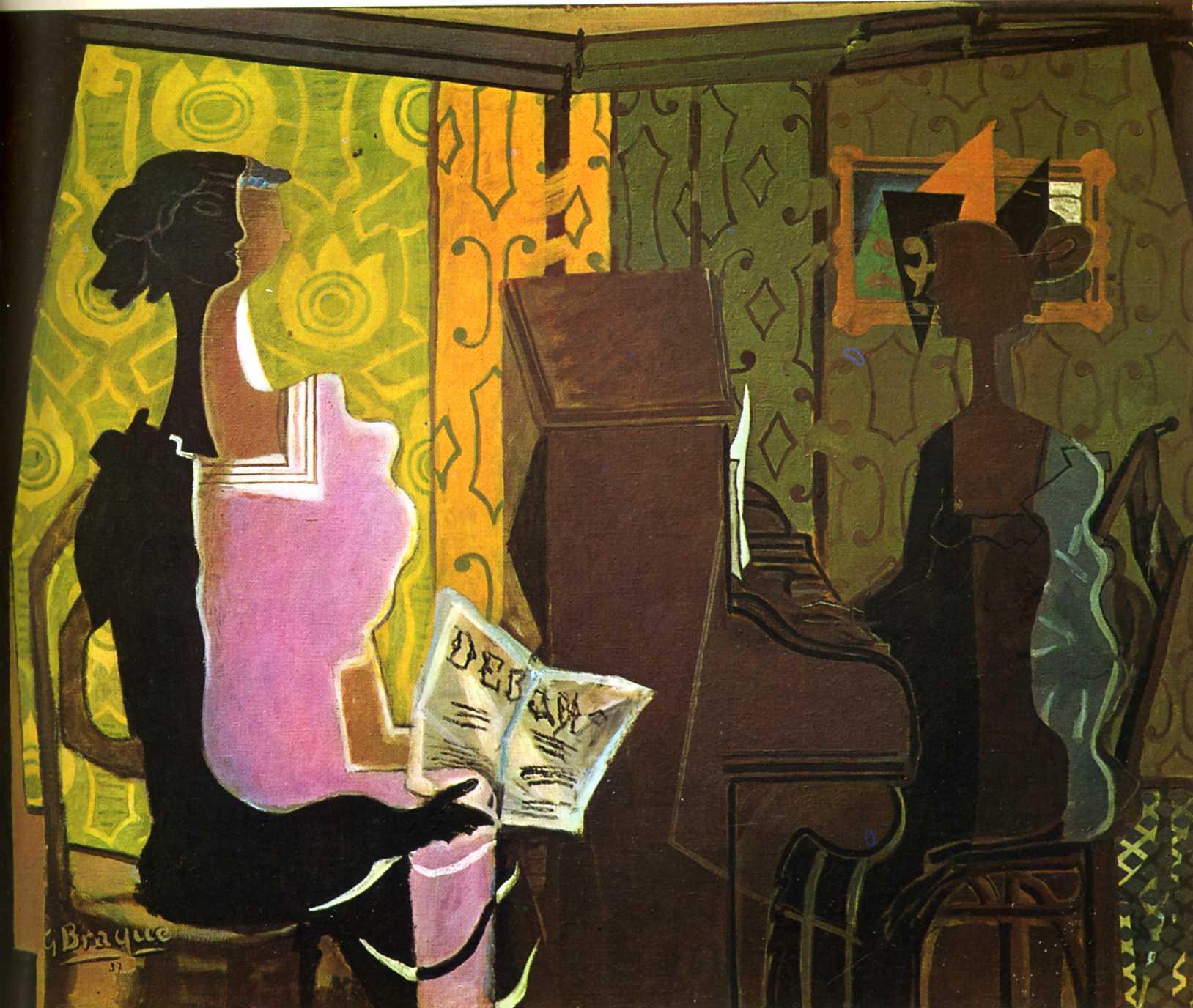The Duet, 1937