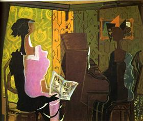 The Duet - Georges Braque
