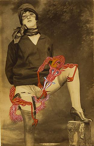 Untitled, 1948 - Georges Hugnet