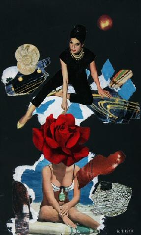 Untitled, 1962 - Georges Hugnet