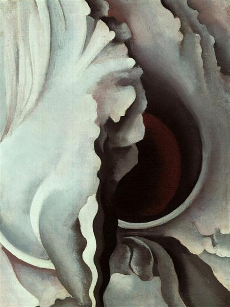 Black Iris - Georgia O'Keeffe