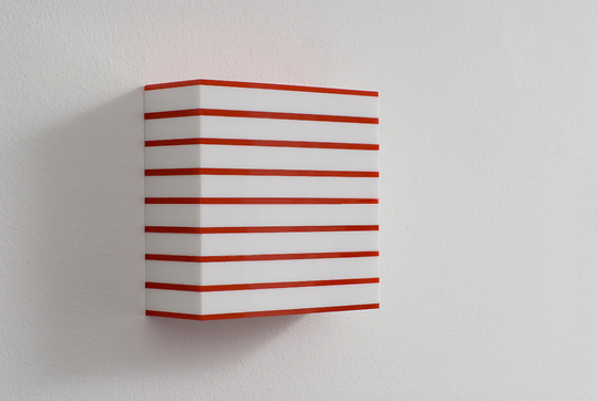 Acrylic glass object - Gerwald Rockenschaub