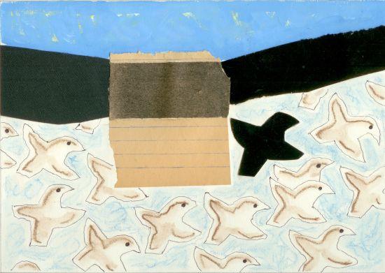 Spaces, 2005 - Geta Bratescu