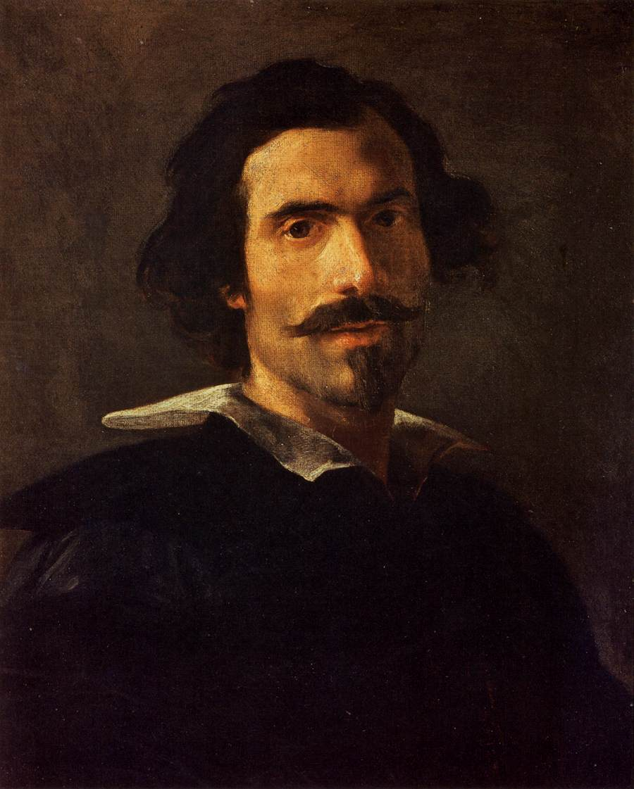 Giovanni Lorenzo Bernini Self-portrait(1)