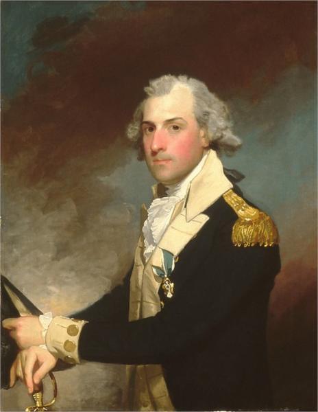 Matthew Clarkson, 1794 - Gilbert Stuart