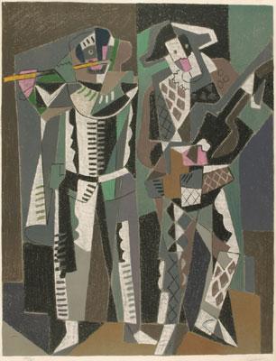 Commedia dell'Arte, 1958 - Джино Северини