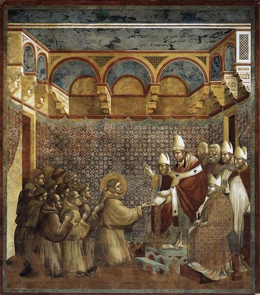 Confirmation of the Rule, 1297 - 1299 - Giotto