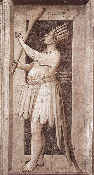 Foolishness, 1306 - Giotto