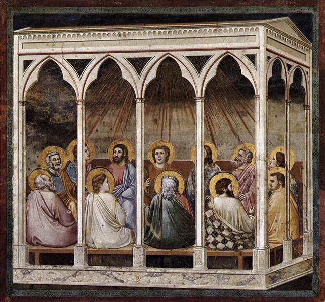 Pentecost - Giotto