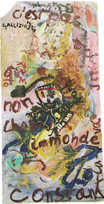 Collective Operation (made in collaboration with Asger Jorn and Constant), 1957