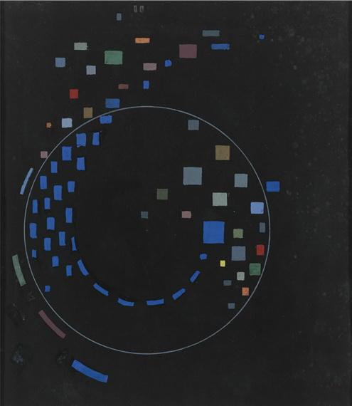 Constelación Fantasia Cromática, 1954 - Грегоріо Варданега