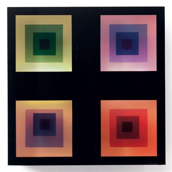 Vitreaux Cinétique III, 1973 - Gregorio Vardanega