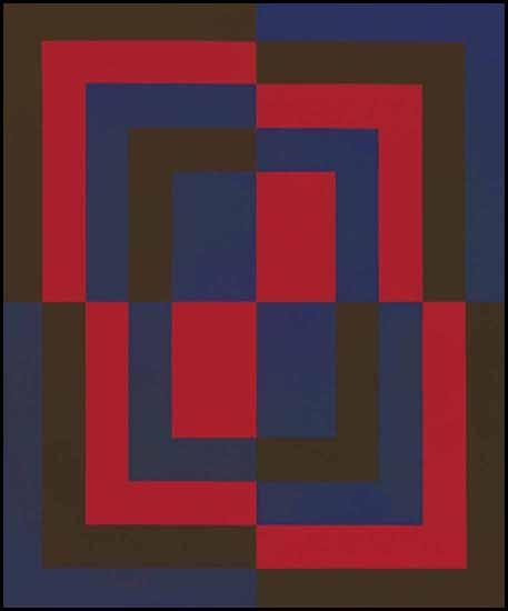 Untitled, 1963 - Guido Molinari