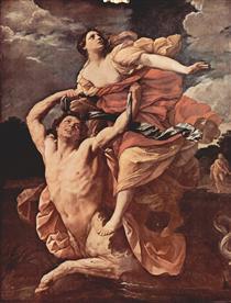 Abduction of Deianira - Guido Reni