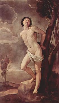 St.Sebastian - Guido Reni