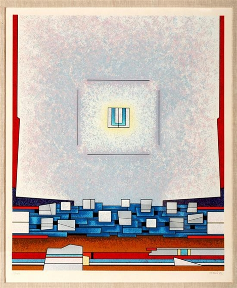Untitled, 1982 - Гюнтер Герцо