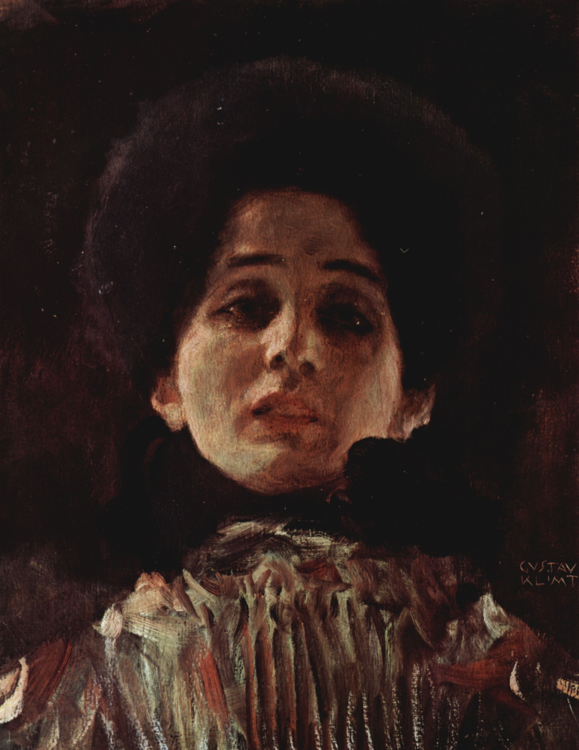 Portrait of a Woman, 1898-1899