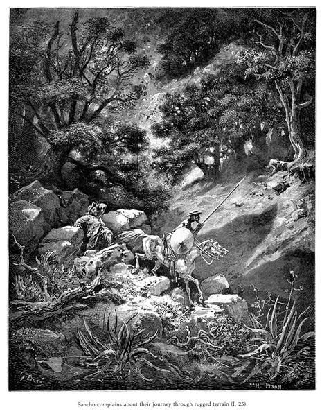 Don Quixote - Gustave Doré