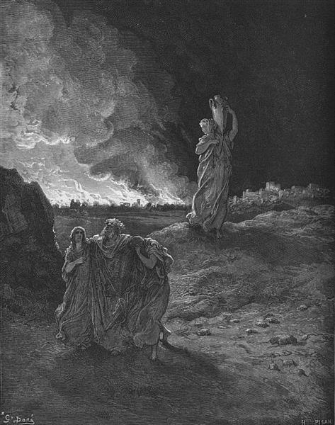 Sodom - Gustave Dore