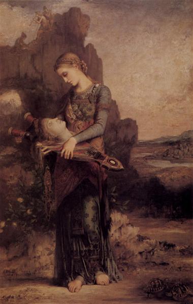 Orpheus, 1865 - Gustave Moreau