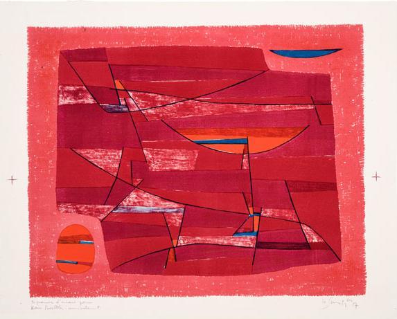 Heure meridienne, 1957 - Gustave Singier