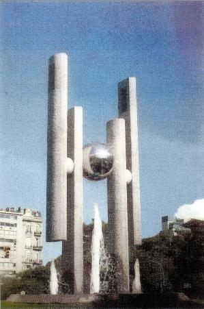 Homage to Democracy, 2000 - Gyula Kosice