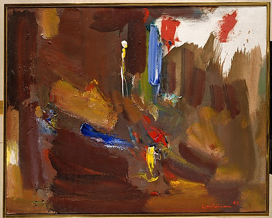 Legends of Distant Past Days, 1965 - Hans Hofmann