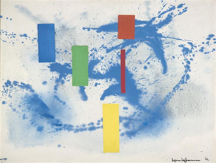 Love Poem - Hans Hofmann