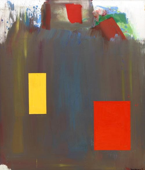Memoria in Aeternum, 1962 - Hans Hofmann