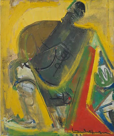 Polynesian, 1950 - Hans Hofmann