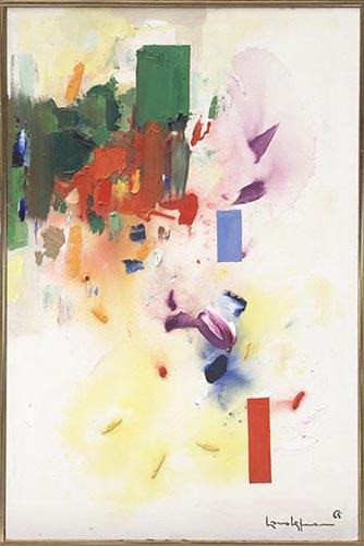 The Castle, 1965 - Hans Hofmann