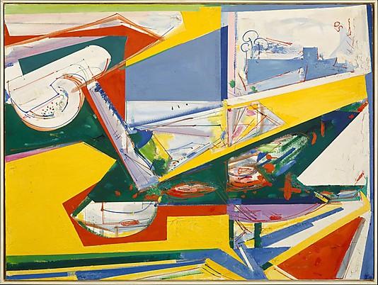 The Window, 1950 - Hans Hofmann