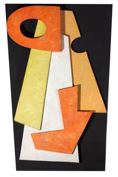 Dada Head - Hans Richter