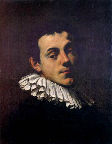 Portrait of Joseph Heintz, 1585