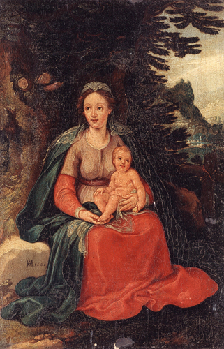 Virgin and Child, 1606
