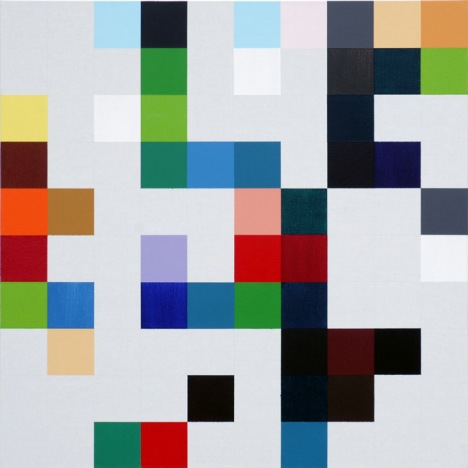 Untitled, 2007 - Heimo Zobernig