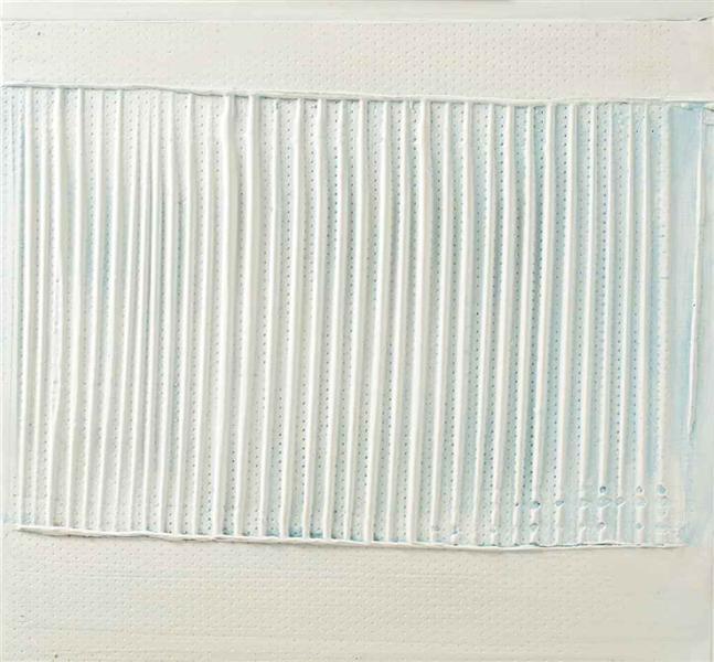 Farb-Relief, 1957 - Heinz Mack