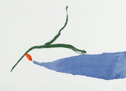 A Little Zen, 1970 - Helen Frankenthaler