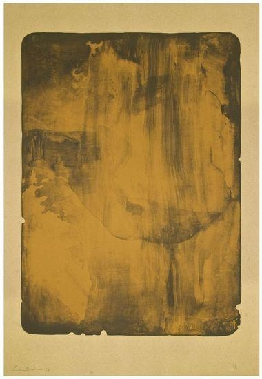 Bronze Smoke, 1978 - Helen Frankenthaler