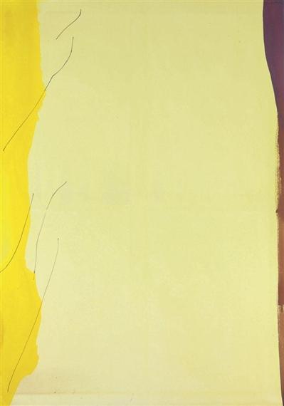 Distillation, 1973 - Гелен Франкенталер