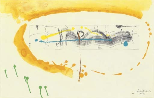 Making Music, 2000 - Helen Frankenthaler
