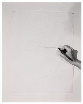 Inhabited Drawing, 1977