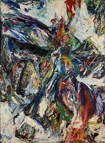 Untitled, 1961 - Helmut Sturm