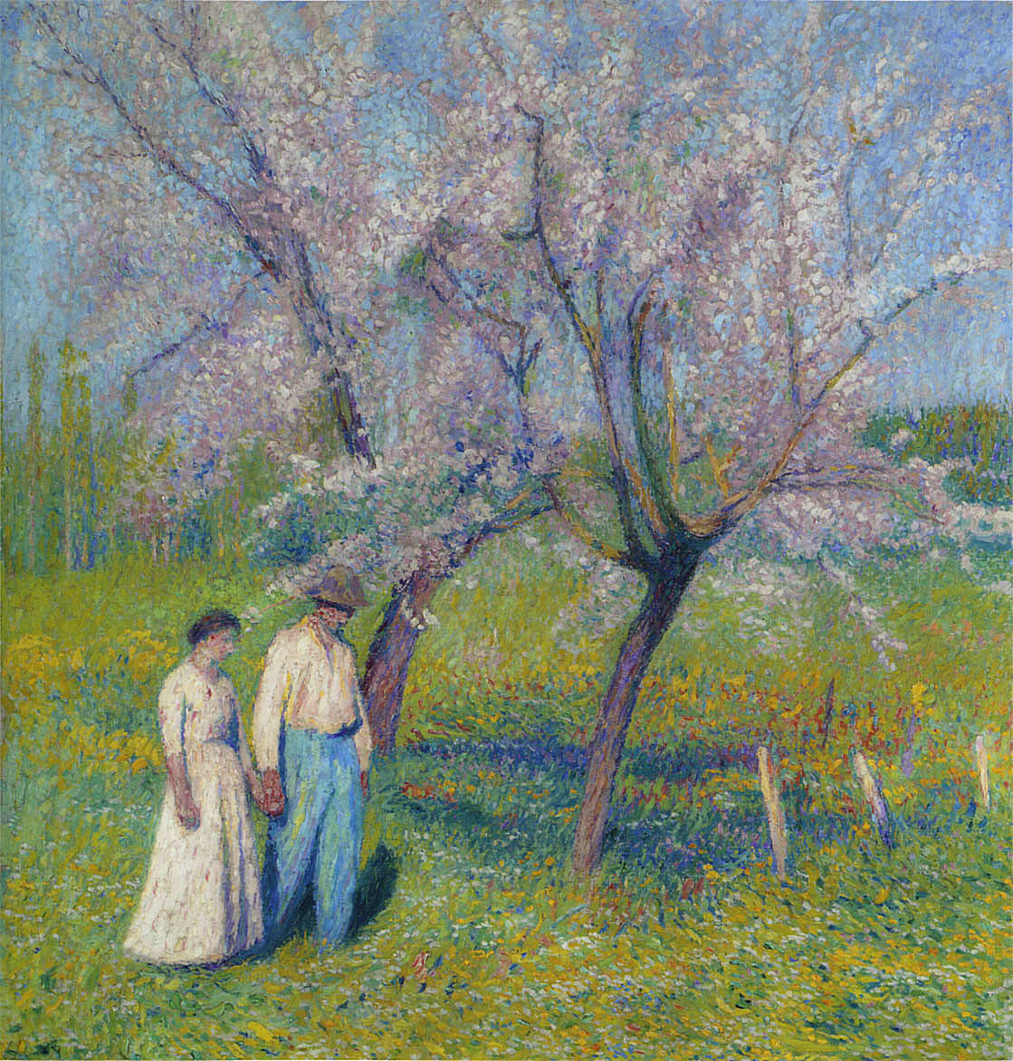 http://uploads7.wikipaintings.org/images/henri-martin/brides-walk-under-the-apple-trees.jpg