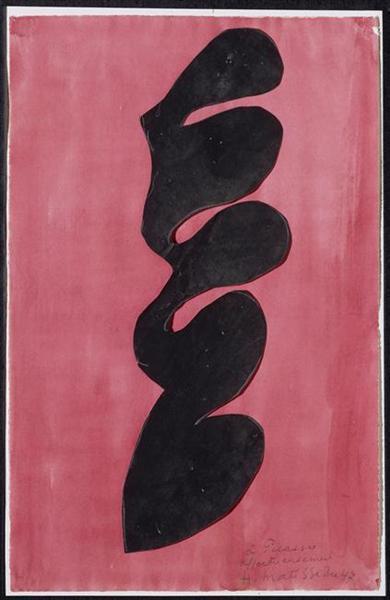 Papercut, 1947 - Анрі Матісс