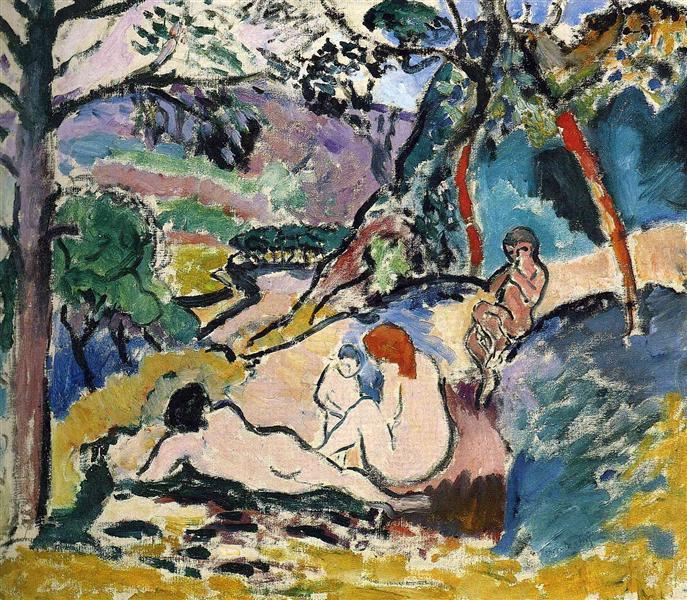Pastoral, 1905 - Henri Matisse