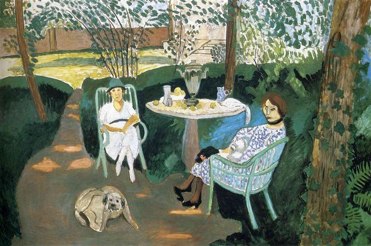 Tea, 1919 - Henri Matisse